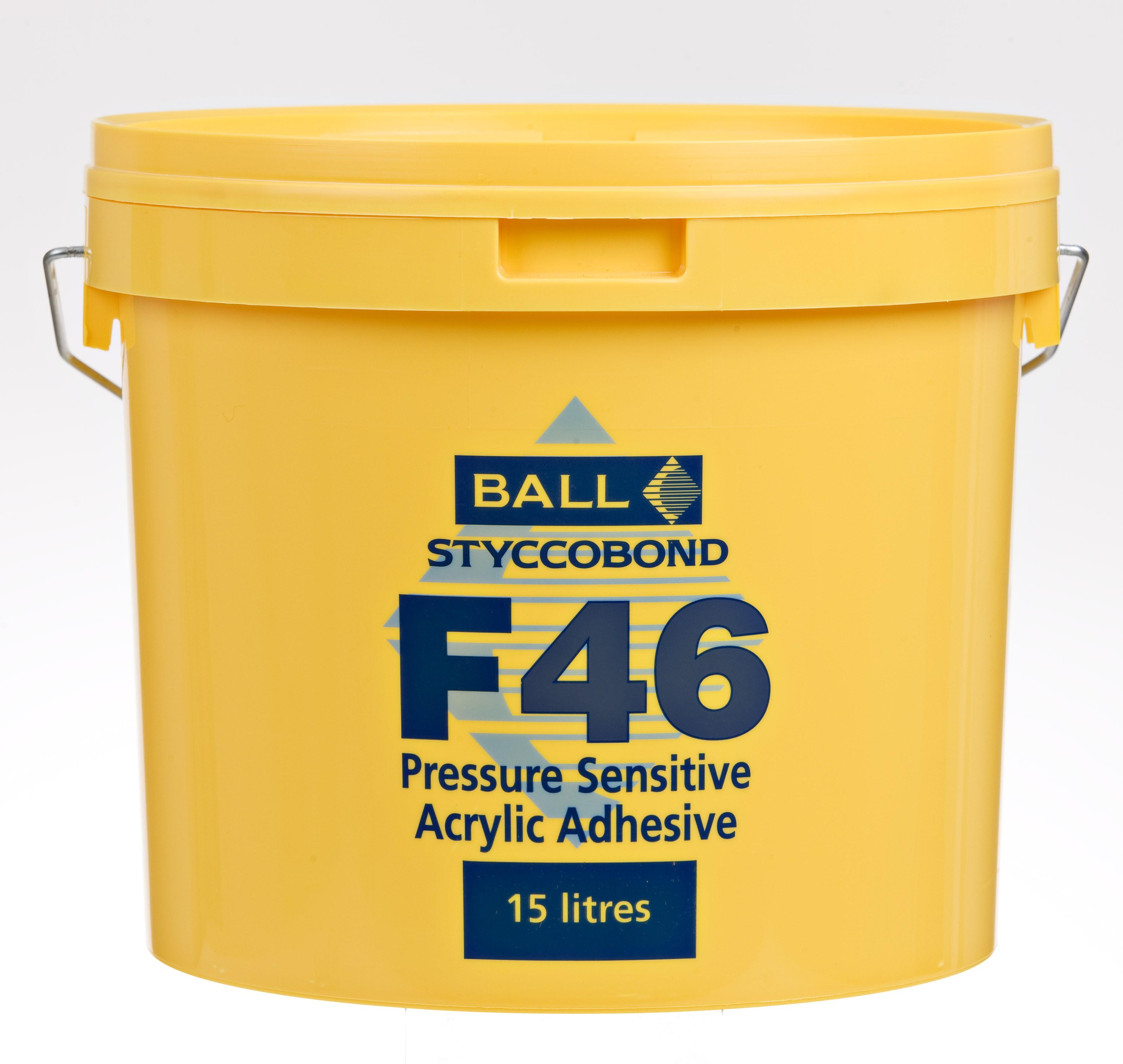 F46 Pressure Sensitive  15ltr