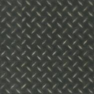 Black Treadplate 8122