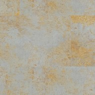 Distressed Gold Plate 5096