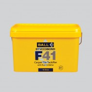 F41 Carpet tile Tackifier 15ltr